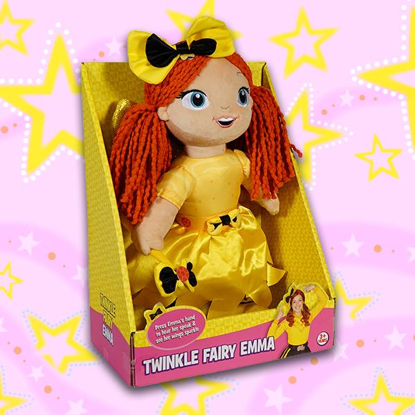Twinkle Fairy Emma
